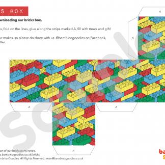 Bricks Box