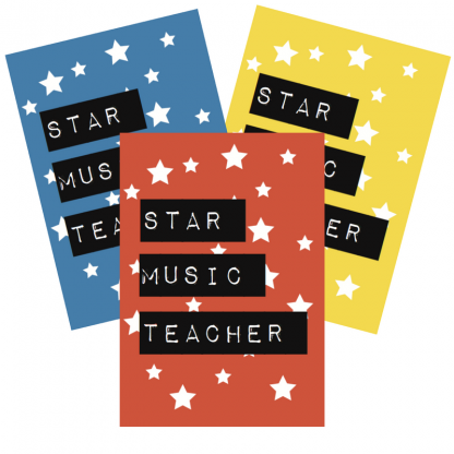 Star Music Teacher