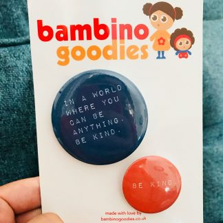 Be Kind badges